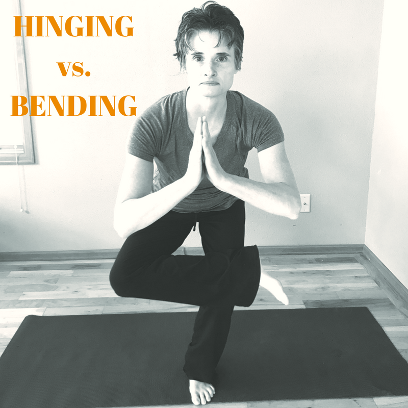 Body Awareness: Bend at the Hinge